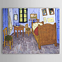 Beroemde olieverfschilderij Arles-vincent-s-slaapkamer van Van Gogh