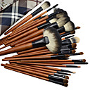 36PCS High Quality Professional Wool Cosmetic Brush Set