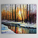 Hand Painted Oil Painting Landscape 1304-LS0278