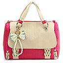 Women's Fashion Bow Chain Tote/Crossbody