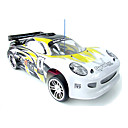 1:6 RC Car Nitro Gas 21CC Engine 4WD car 3-Speed Gearbox RTR Radio Remote Control Car(Random Color)
