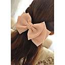 Women's Princess Big Chiffon Bow Hair Clip