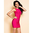 TS Vest Bodycon Bandage Dress
