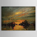 Hand Painted Oil Painting Landscape 1304-LS0283