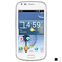 Mini 7562 Android 4.0 telefoon Dual Sim capacitieve scherm mtk6515 1.0Ghz FM GSM WIFI