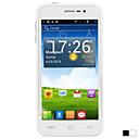 E2001-Android 4.2 1,2 GHz Quad Core CPU Smartphone met 4,63 inch capacitive touchscreen (dual SIM/3G/WiFi)
