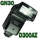 Emoblitz D300AZ Digital Automatic Flashgun Series for Canon/Nikon/Pentax/Olympus