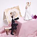 Climbing Groom Mix & Match Wedding Cake Topper