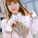 Women's Gold Fashion Luxurious Sequin Evening Bag