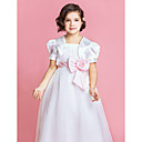 Gorgeous Satin Flower Girl Special Occasion Jacket/Wrap (More Colors)