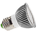 Dimbare E27 3W 180-210LM 6000-6500K Natural White Light LED Spot lamp (220V)