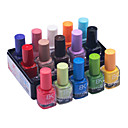 15PCS Candy Color Nail Polish Set(8ml)
