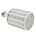E27 17W 330-LED 1030-1060LM 3000-3500K Warm White LED Lampadina del cereale (85-265V)