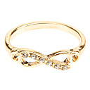 Infinity Sign8Diamond Ring