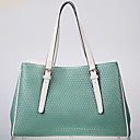 Lady's Fashion Simple Dual-use Tote/Crossbody Bag