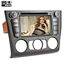 lettore DVD dell'automobile per BMW Serie 1 E87 2011-2013 con SRS WOW HD Audio