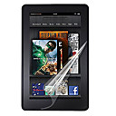 "PET Material 7"" Tablet Screen Protector for Amazon KINDLE FIRE HD(Highly Transparent Membrane)"