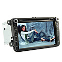 8 Inch Car DVD Player for Volkswagen (GPS, Canbus, ATSC, iPod, RDS)