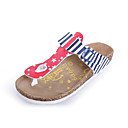 Babala Red Stipes Zapatillas Beach