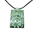 Pendant Have The Quadrate Shape With The Cute Design.(Qty:6) Freeshipping (RP016 )