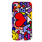 Case Dura para iPhone 4/4S - Fall in Love